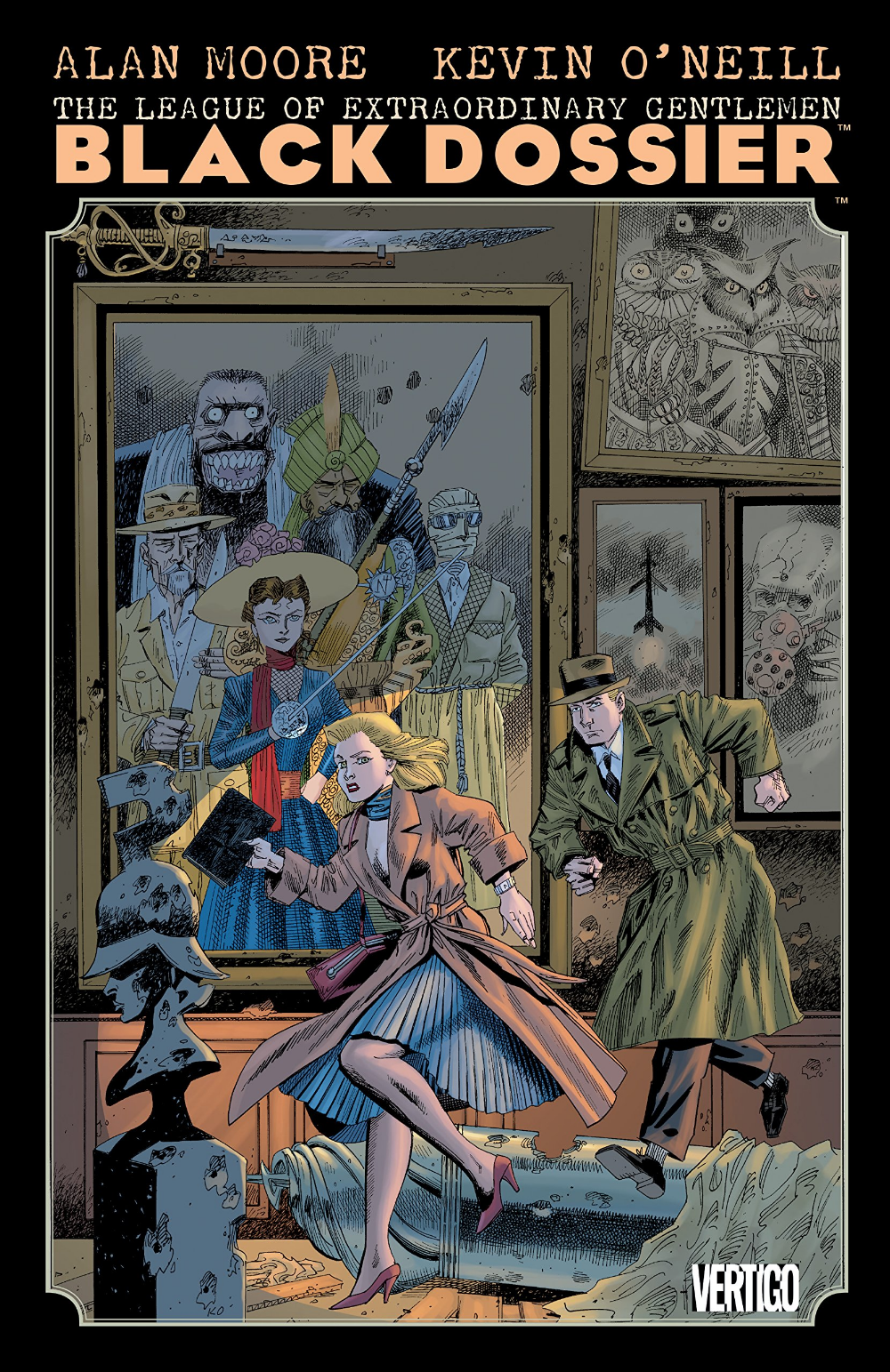 League of Extraordinary Gentlemen: The Black Dossier (The League of Extraordinary Gentlemen)