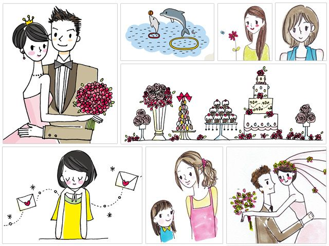 Illustrator introduce picture book gift original picture book specialty store [your picture book dot com]