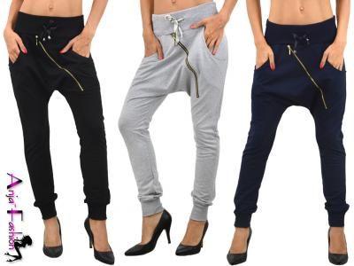 Dresowe Spodnie Baggy Slim Fit Dresy Rurki Zip Lxl 5602162786 Oficjalne Archiwum Allegro Black Jeans Fashion Pants