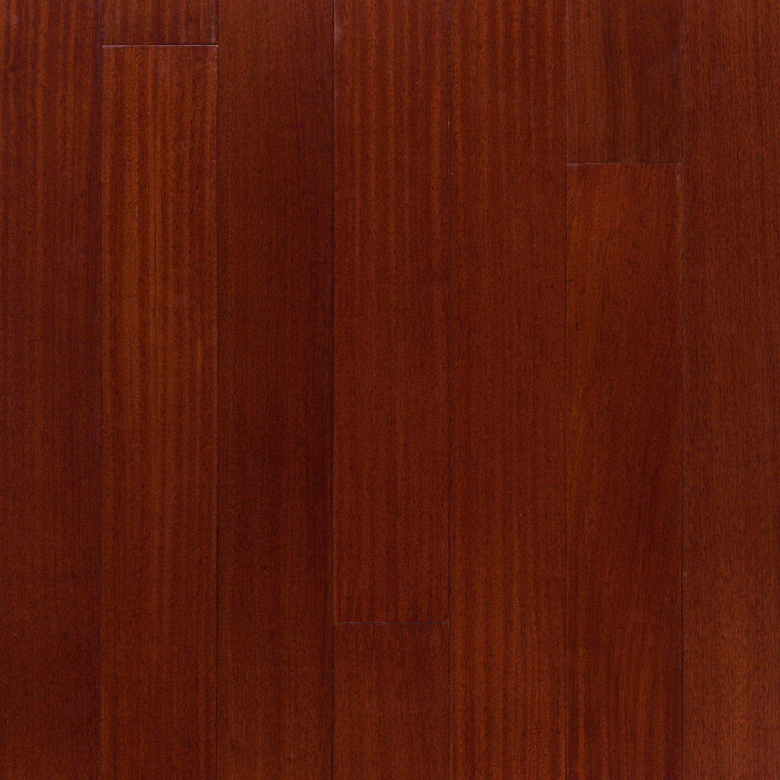 Brazilian Cherry Smooth Tongue And Groove Engineered Hardwood In