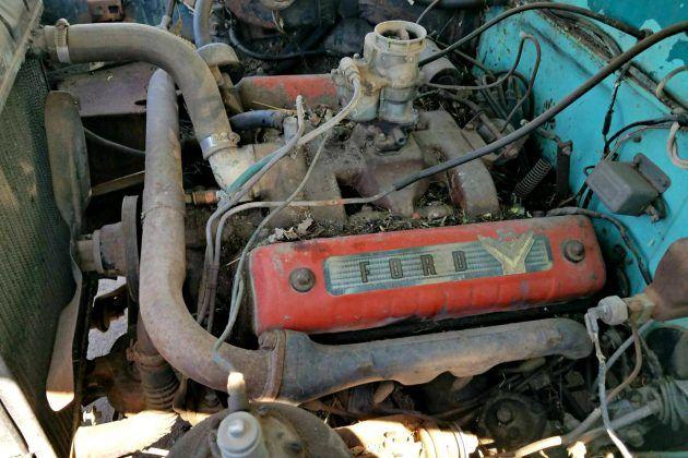 Y Block Tree Speed Ford Ranch Wagon Car Engine Station Wagon Blocks