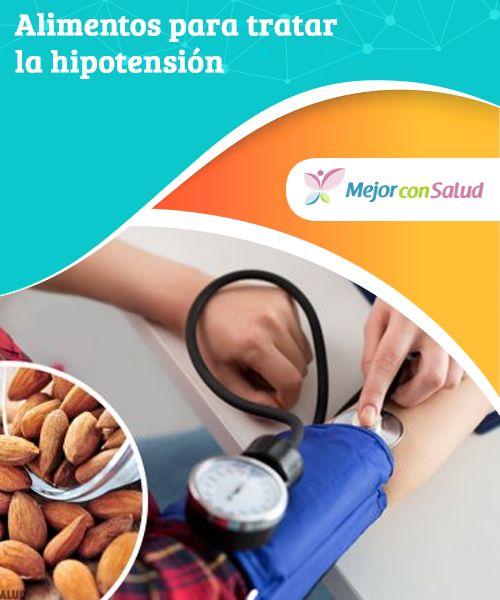 Alimentos para tratar la hipotensión - Alimentos..
