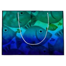 School of Fish Gift Bag