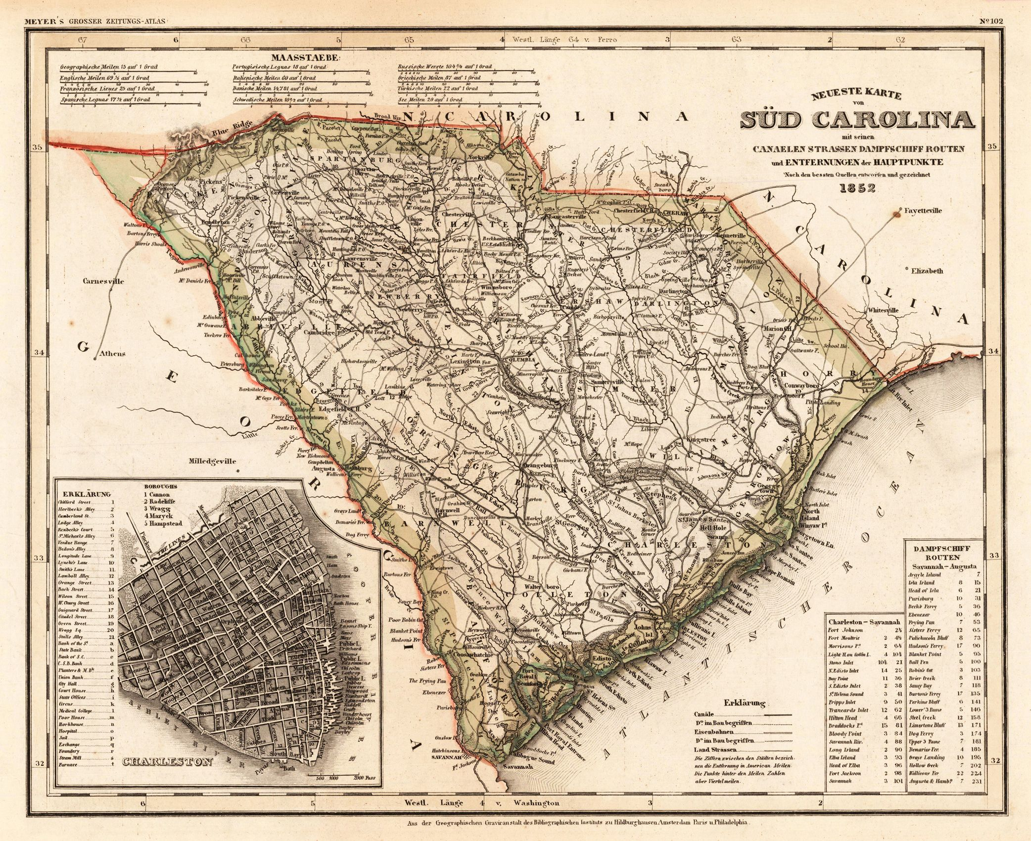 Old South Carolina Map Palmetto SC Theme Pinterest - Map to south carolina