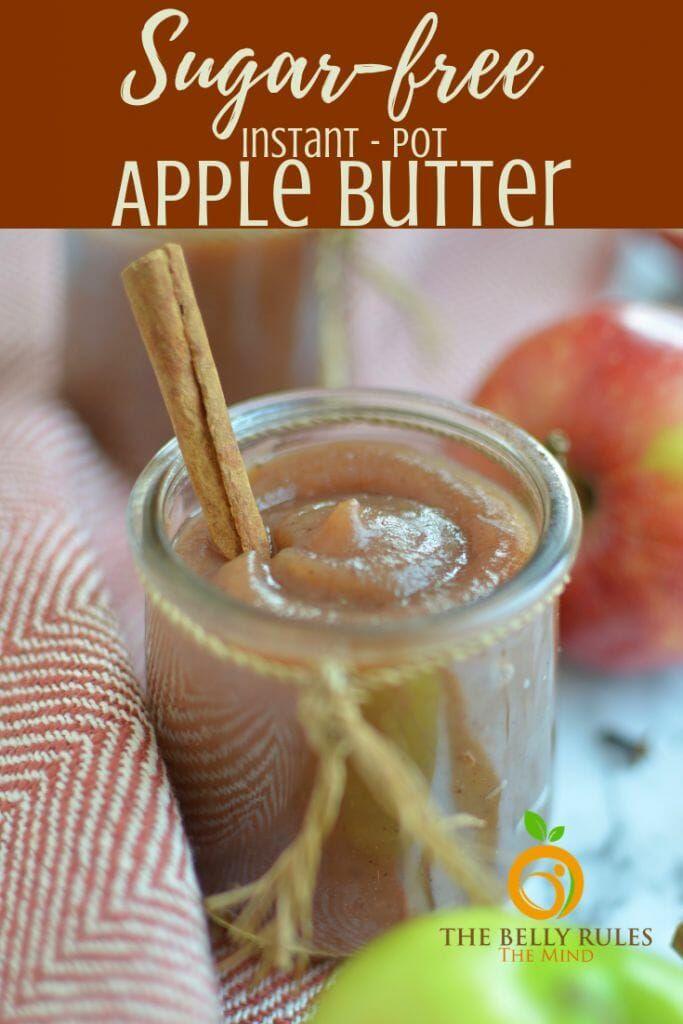 Easy Instant Pot Homemade Apple Butter Recipe Homemade