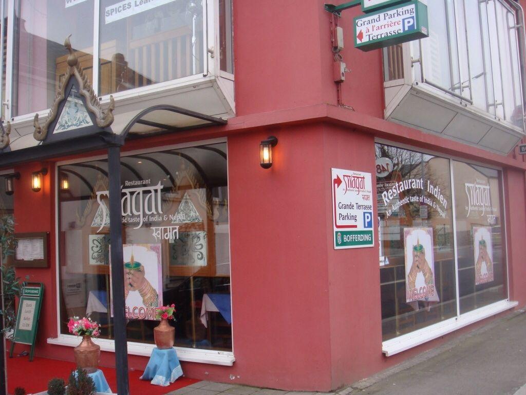 Swagat Restaurant Strassen Menulu Retaurants Indien