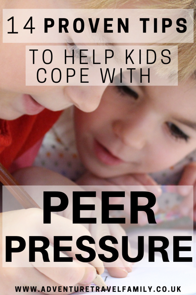 Helping Kids And Teens Cope With >> 14 Ways To Help Kids Cope With Peer Pressure Child Teen