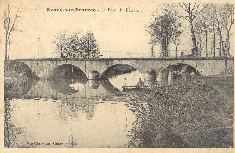 Neung-sur-Beuvron (#LoiretCher), patronymes : Défin / Défins, Jumeau, Leprêtre, Moreau, Refait / Refet #généalogie #challengeAZ #cartepostale #oldpostcard #cartepostaleancienne