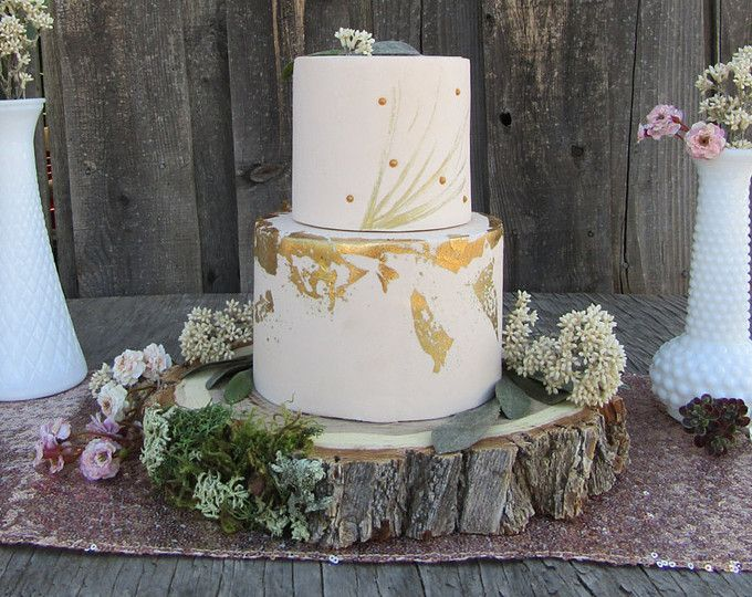 This site has all kinds of beautiful rustic cake stands they are so this site has all kinds of beautiful rustic cake stands they are so hard to make yourself but make your cake look outstanding solutioingenieria Images