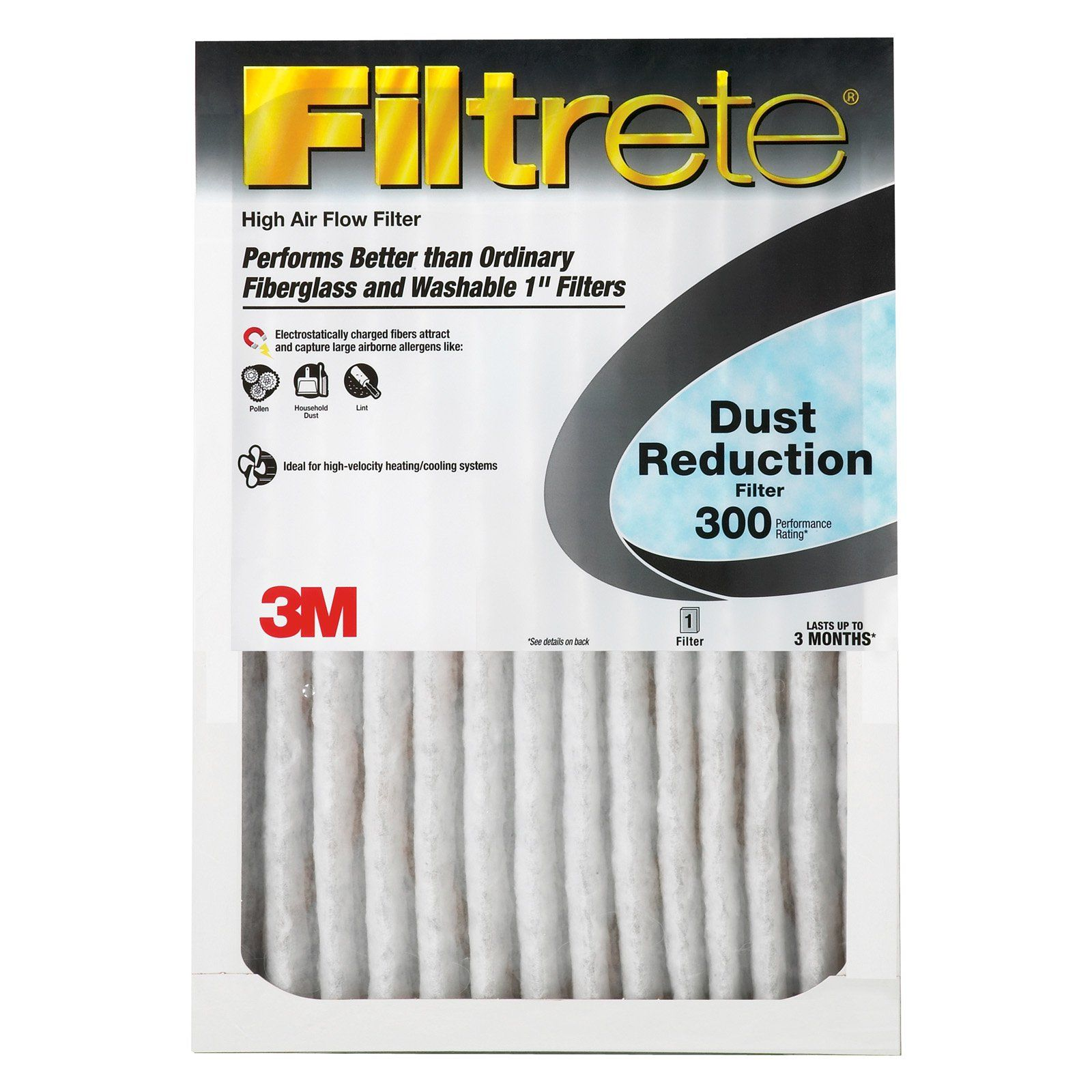 3M 320DC6 Filtreteâ ¢ Dust Reduction Filters 6 Pack