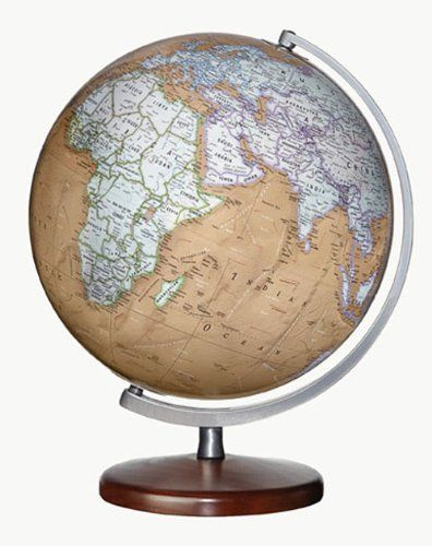 Replogle globes discovery montour globe 12 inch diameter list explore desktop map globe and more gumiabroncs Choice Image