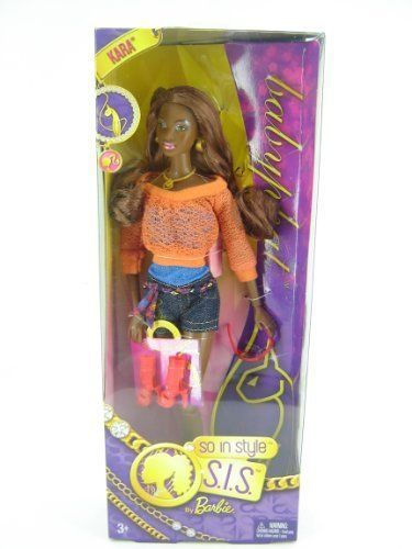 BARBIE GLAM VACATION STYLE SUMMER DOLL FASHIONISTAS CFN07 *NEW*