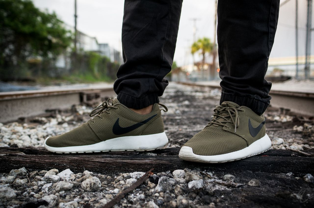 ee2f44788923 Nike Roshe Run - Iguana Green. Awesome colourway.  sneakers ...