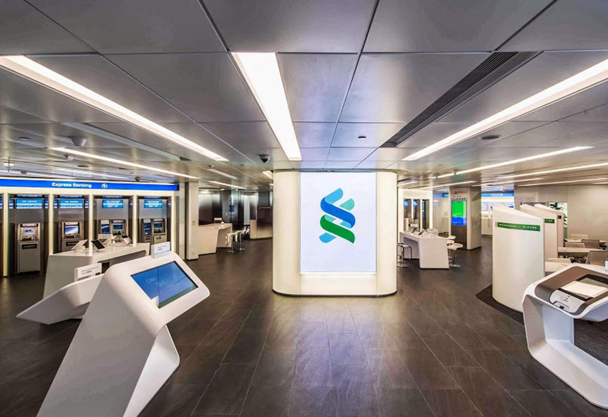 Standard Chartered Bank Des Voeux Road Retail Branch