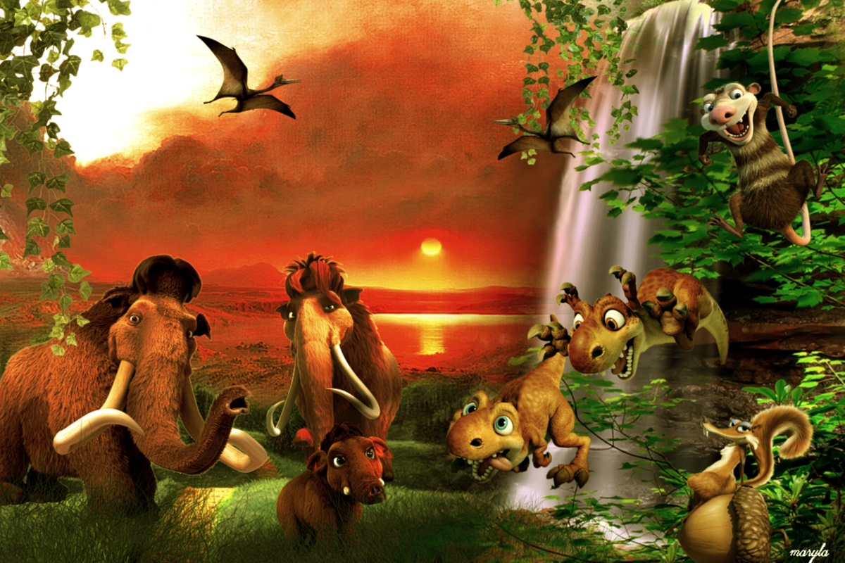 Descargar WPC Week 402 Ice Age 1200 X 800 Wallpapers
