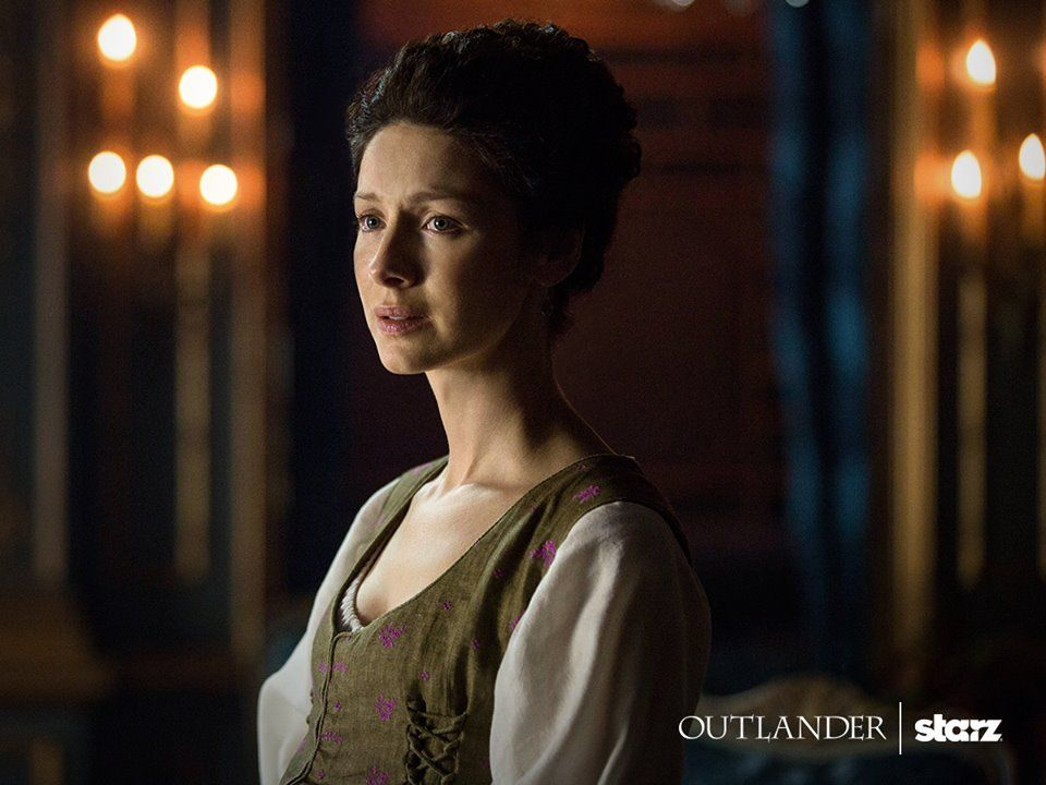 Here is a NEW still of Caitriona Balfe as Claire Fraser in Outlander Season 2 Source : Outlander-Starz