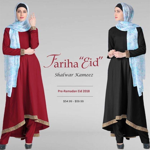 Muslim Fashion Clothing 2018 , Ramadan Collections abaya hijab fashion  clothing jilbab modesty eid ramadan ramadanfashion islamicclothing
