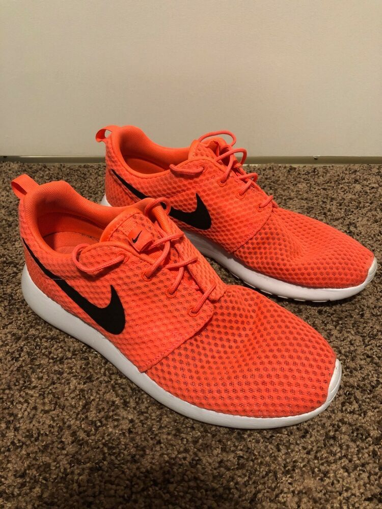 3f027c129f76 Mens Nike Roshe One Size 10 Exclusive Pink  fashion  clothing  shoes   accessories  mensshoes  athleticshoes (ebay link)
