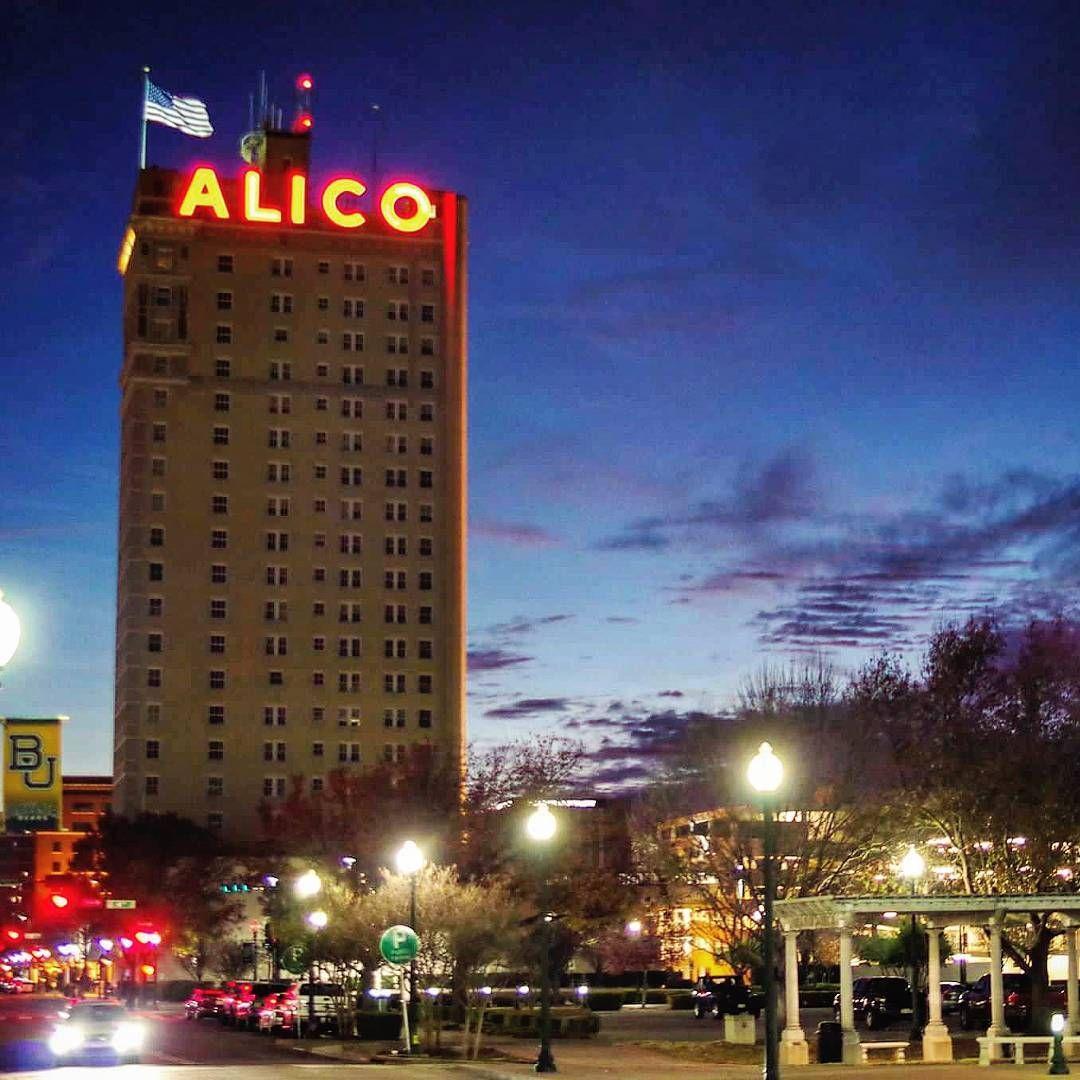 No Place Like Waco Wacotown American Life Insurance Texas