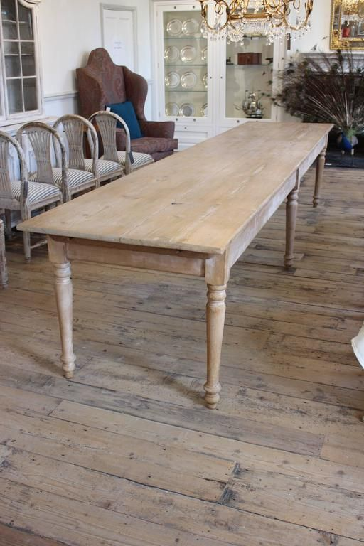 French Pine Draper\'s Table, 19th Century   Ideas in 2019 ...