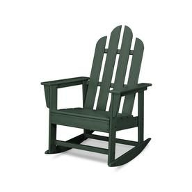 promo code 6a741 6004d Polywood Long Island Hdpe Rocking Chair(S) With Slat Seat ...