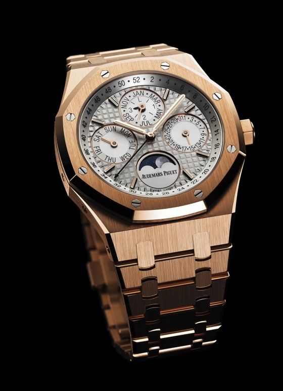 Carrying On A Tradition Audemars Piguet Royal Oak Perpetual