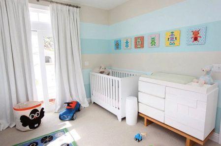 Cameretta Neonato Fai Da Te Quadri Colorati Baby Toddler
