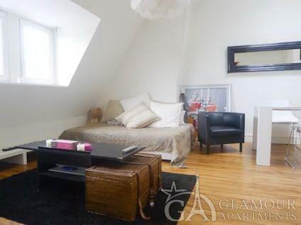 Beautiful comfortable one-bedroom loft apartment at Rue Rosa Bonheur in the 15th arr of Paris