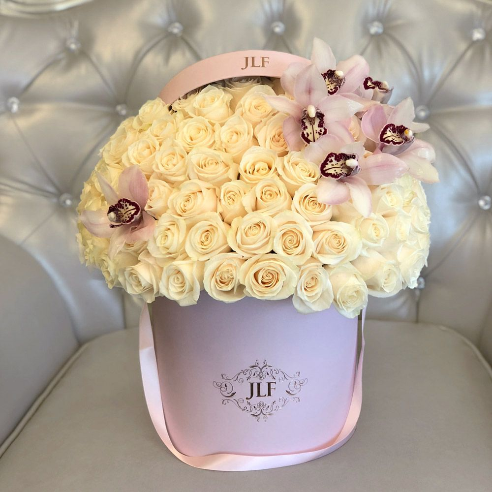 Mother S Day Flowers Jlf Los Angeles Orchid Flower Arrangements Same Day Flower Delivery Rose Delivery