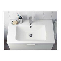 ikea odensvik waschbecken 1 80x49x6 cm inklusive 10 jahre garantie mehr dar ber in der. Black Bedroom Furniture Sets. Home Design Ideas