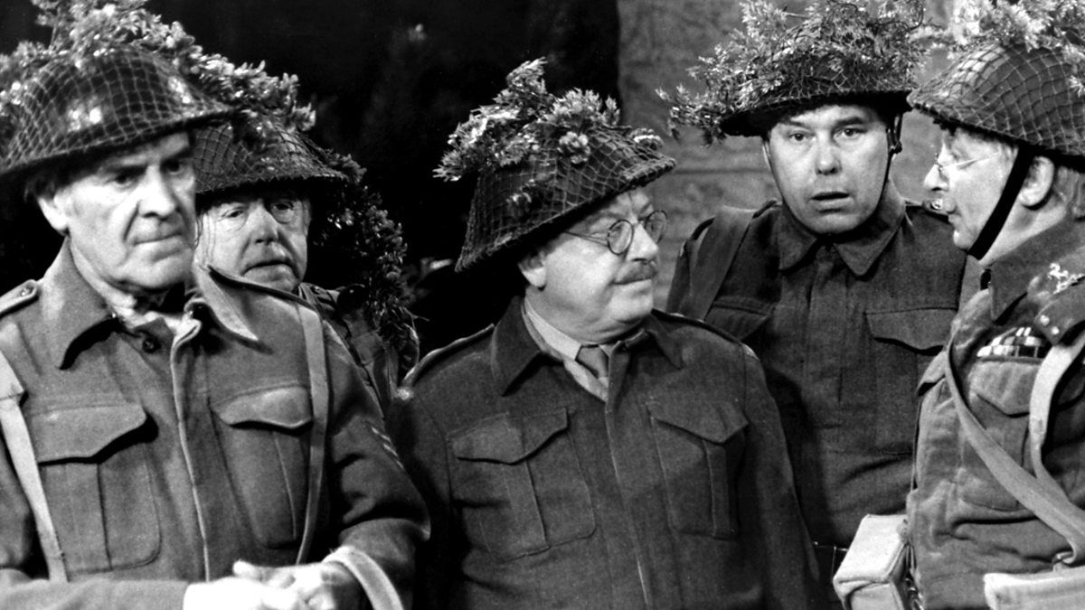 The duo's association with Dad's Army continued with their spin off