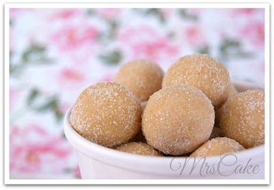 Sarahs Torten und Cupcakes: Baileys-Kugeln