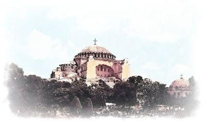 Eλλήνων Παράδοση: Το χτίσιμο της Αγιάς Σοφιάς - Θρακικός θρύλος