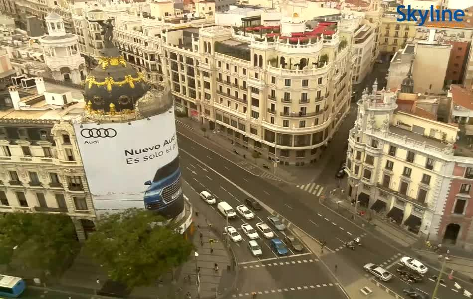 Madrid Livecam