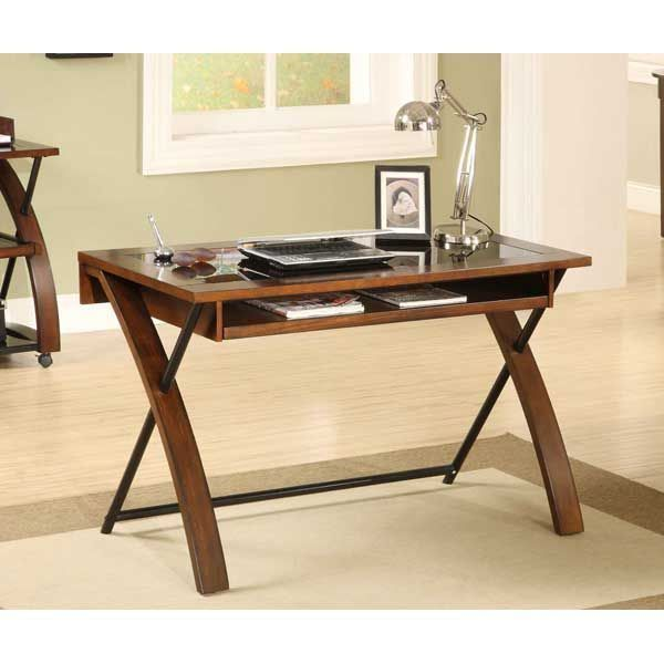 Zeta Computer Desk By Golden Oak/Whalen Furniture Is Now Available At  American Furniture Warehouse