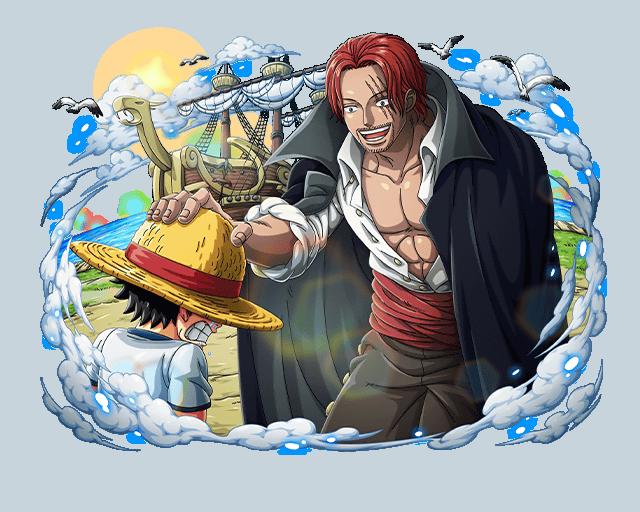 Akagami Shanks One Of Four Yonko By Bodskih On Deviantart One Piece One Piece World One Piece Anime