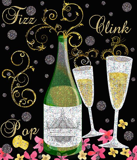Fizz clink drink Jill Meyer