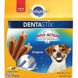 Price 7 99 Pedigree Dentastix Large Dog Treats Dog Dental