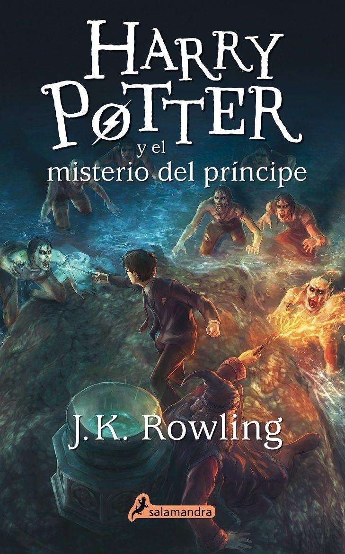 harry potter y el misterio del principe - J.K.Rowling | lbros ...