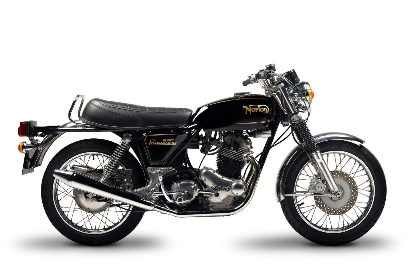 Brand Obsession Fuels Brand Revival Norton Motorcycle Norton