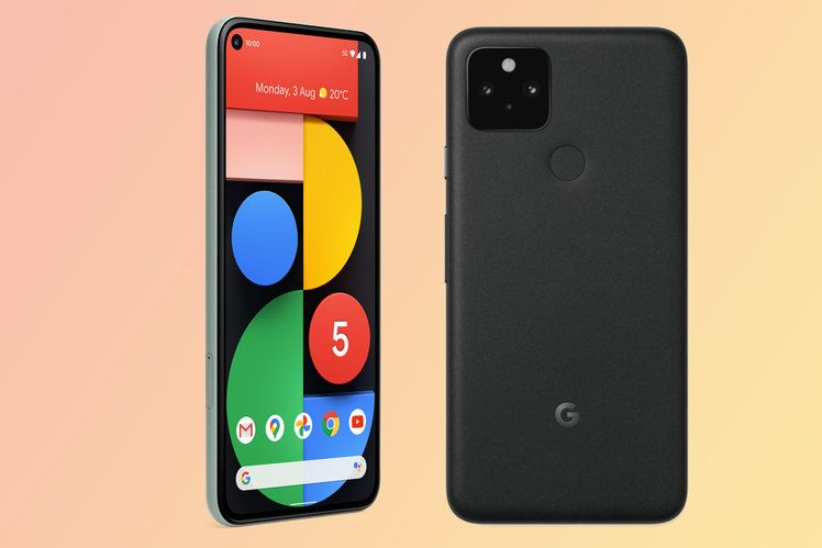 Google Pixel 5 price and deals for July 2021