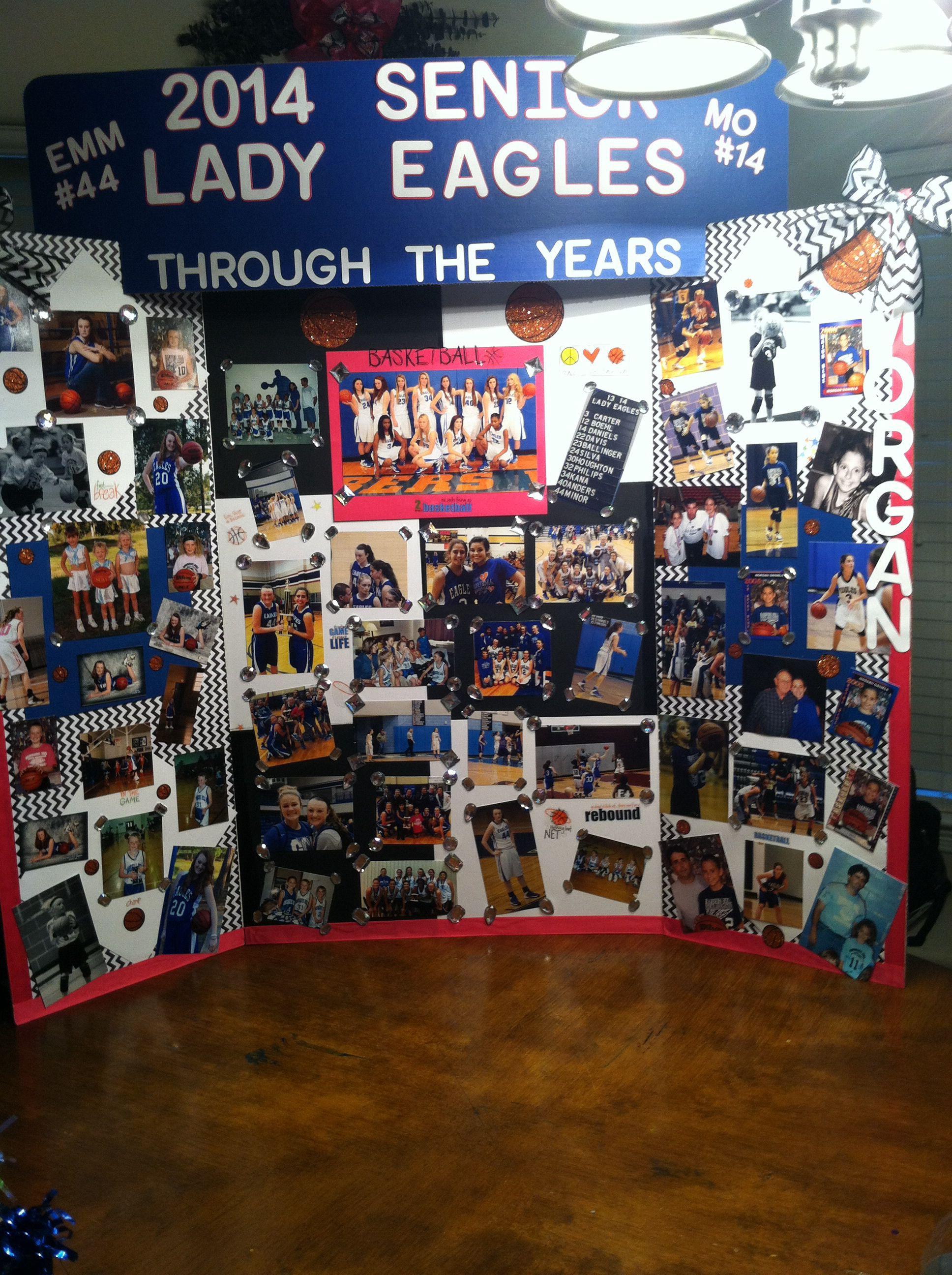 Pin By Carolyn Minor On Graduation Ideas Senior Night Gifts Senior Night Basketball Senior Night