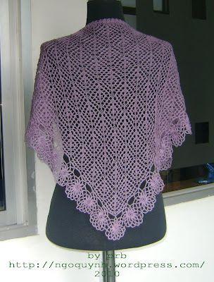 Crochet Shawl Pattern Crochet Cape Free Vintage Crochet Pattern
