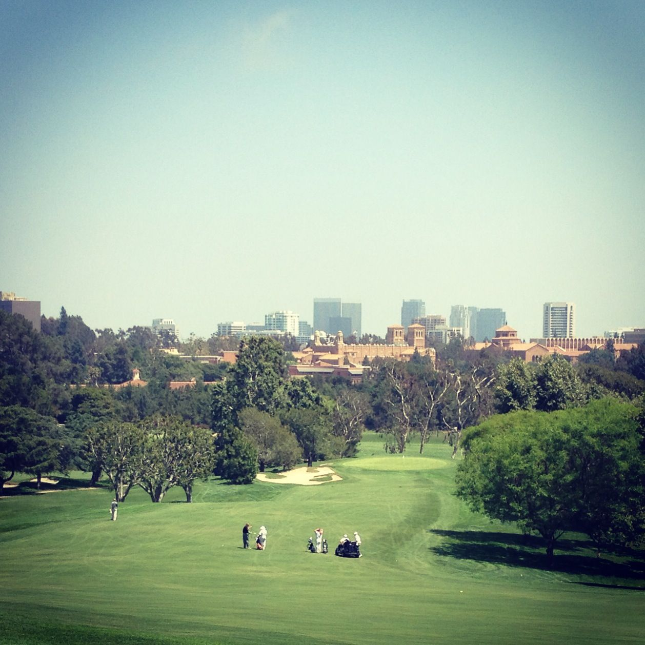 Bel Air Bel air, Dolores park, Golf courses