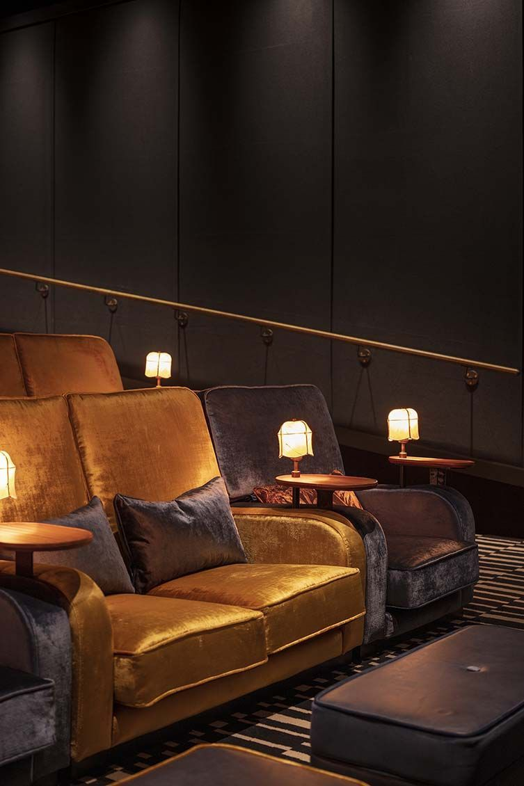 Bath's incredible TIVOLI Cinema elevates the silver screen to new heights with a decadently luxe approach to going to the movies...