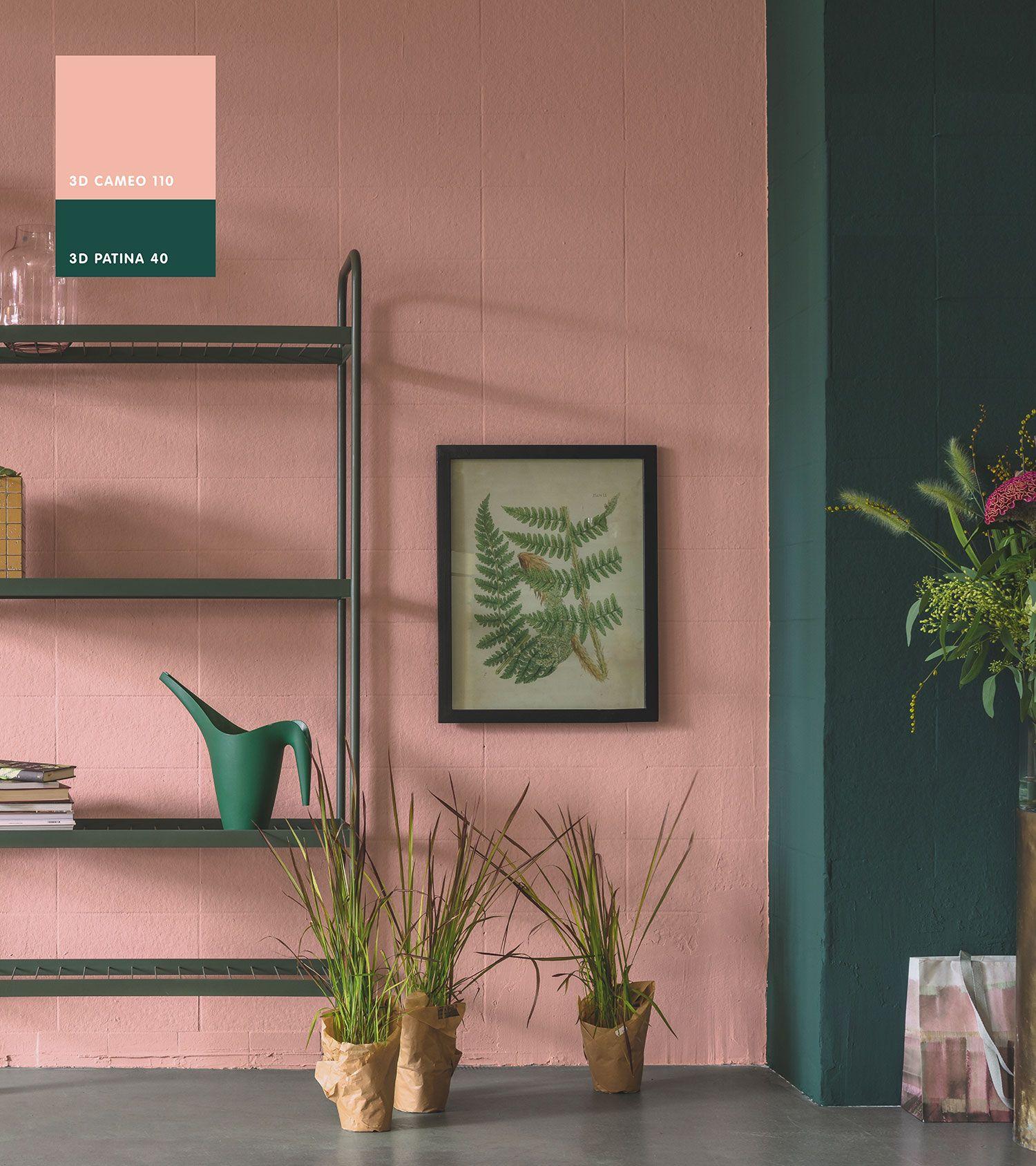 Farbwelt 1 Caparol Haus Deko Wandfarbe Raumgestaltung