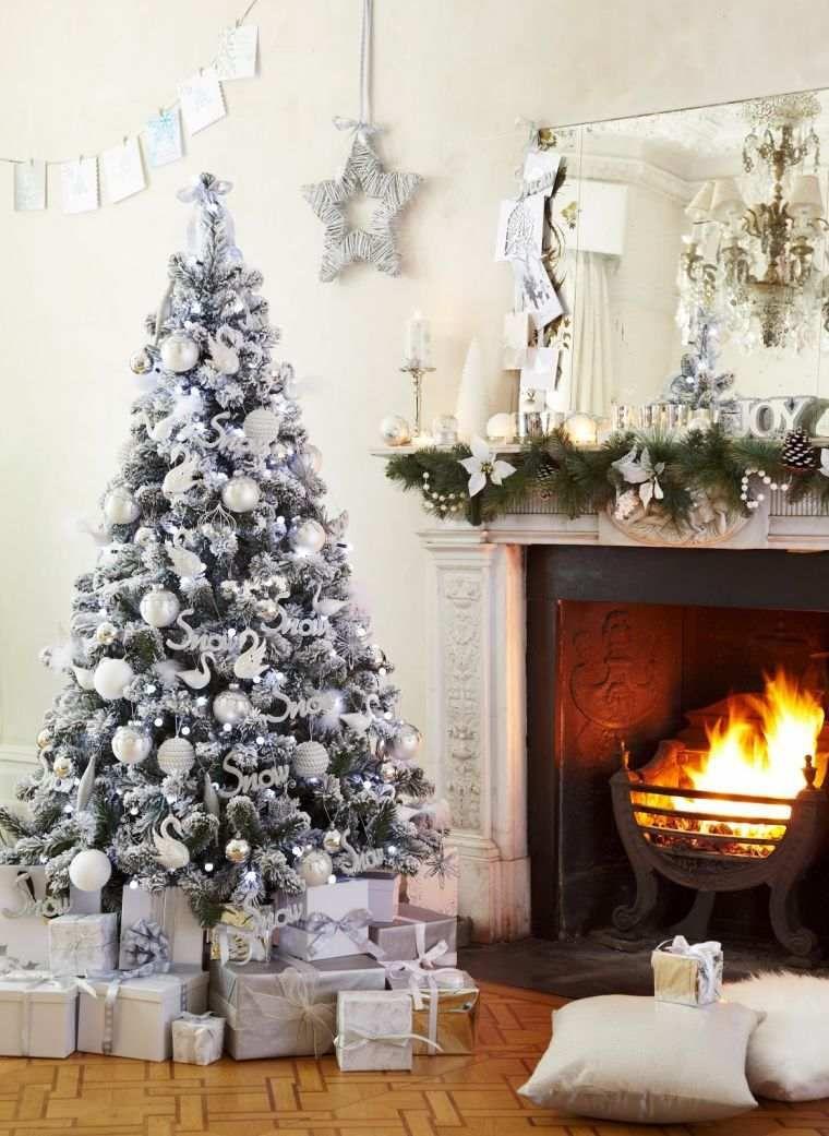 Weißer Weihnachtsbaum - unsere Ideen für einen erfolgreichen ...
