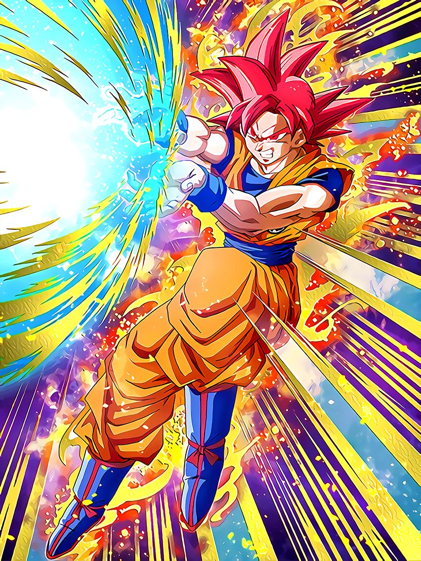 94b151323ad013ca887c06cb0220a908 - How To Get Super Saiyan God Goku In Dokkan Battle