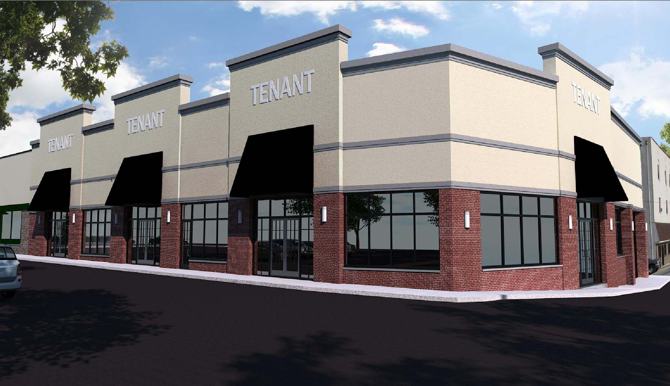 Cricket Terrace Vesey Capital Commercial Building Plans Architecture Building Building Design