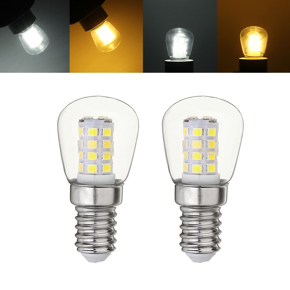 Wholesale Price Free Shipping E14 Led Bulbs E14 3w Smd2835 White Warm White Mini Led Lamp Refrigerator Corn Light Bulb Ac220 240v Light Bulb Bulb Led Bulb